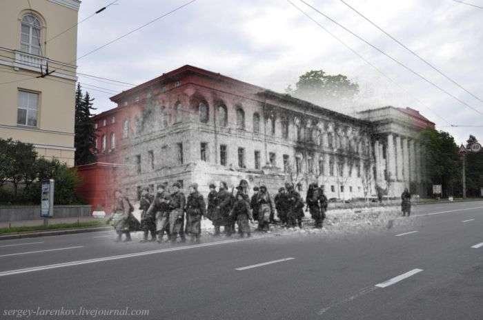 Привиди минулого на сучасних знімках (50 фото)