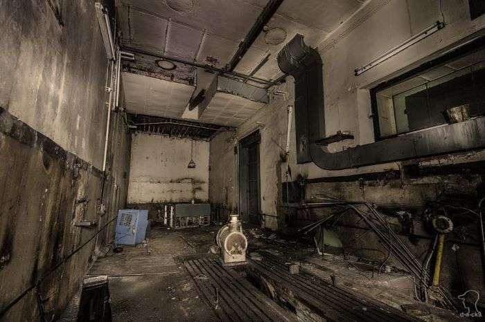 Фотозвіт з несанкціонованого відвідування градирні (24 фото)