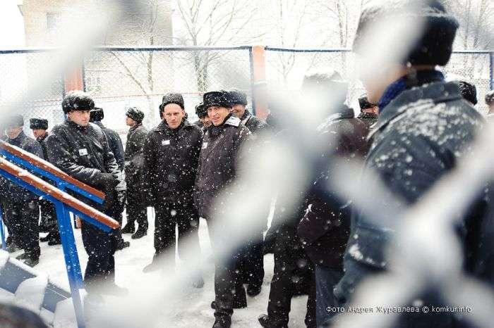 Виправна колонія №2 у Бобруйську (42 фото)