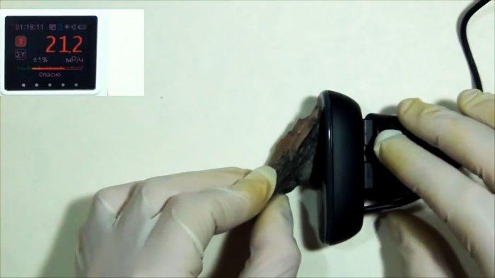 Изготовление детектора радиации из вебкамеры Самоделки