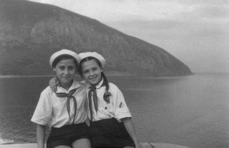 Путешествие в счастливое советское детство История,ссср