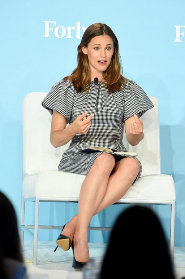 Звезды на Forbes Women's Summit в НЙ eva longoria,jennifer garner