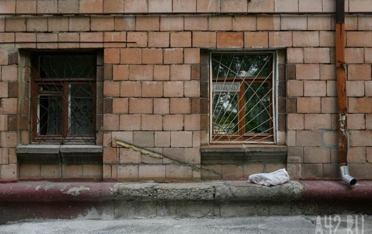 В Кемерово забетонировали вход в альпинистский клуб Всячина