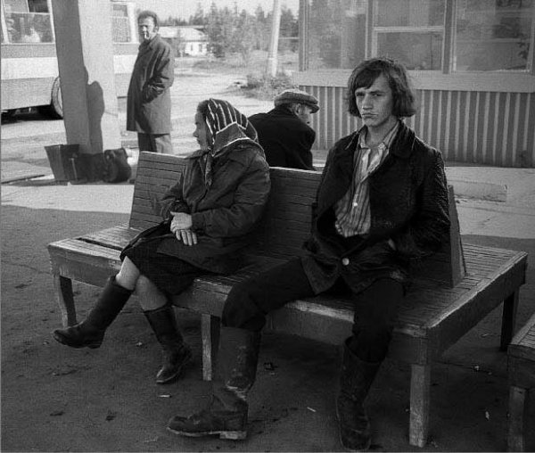 Российская глубинка начала 1980-х Всячина