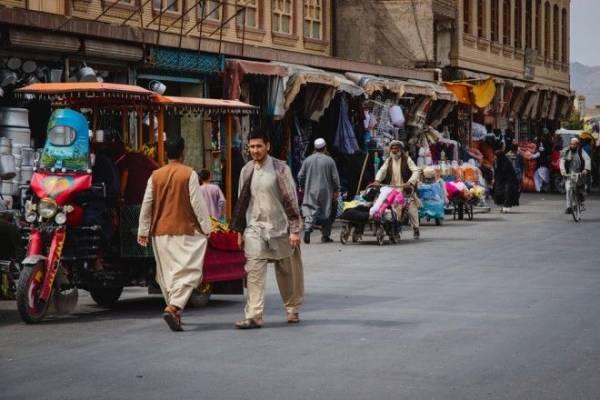 Фотографии о том, как на самом деле живут люди в Афганистане Интересное