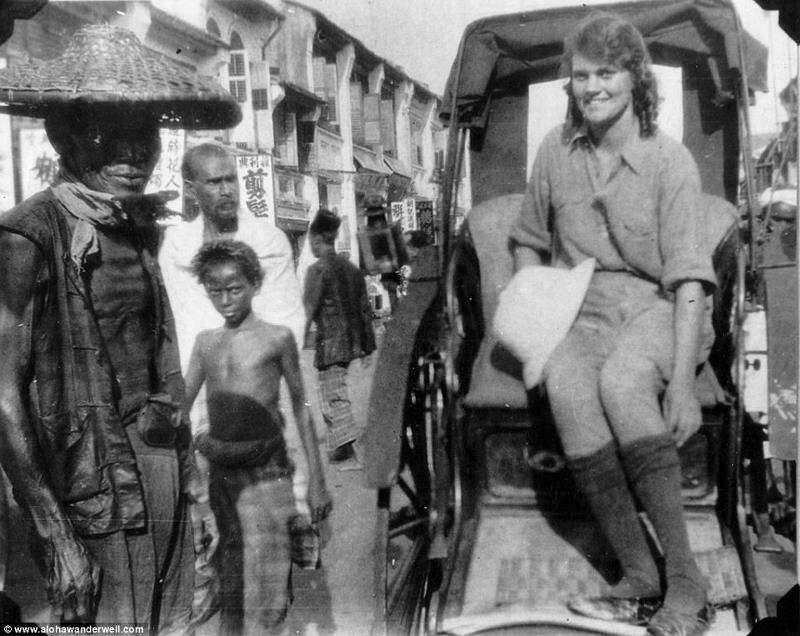 Индиана Джонс в женском обличье путешествия,Путешествие и отдых