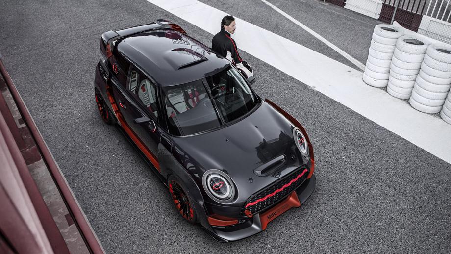 Дополнено: Хот-хэтч Mini John Cooper Works GP выйдет в 2020 году Авто и мото