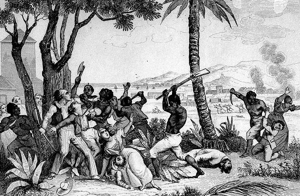 Революция рабов: свободу Гаити! История