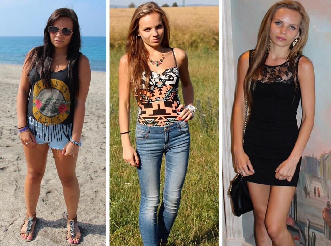 Анорексичка весом 40 кг изменилась благодаря спорту Девушки