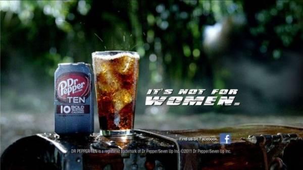 15 ужасных рекламных кампаний, в существование которых трудно поверить Интересное