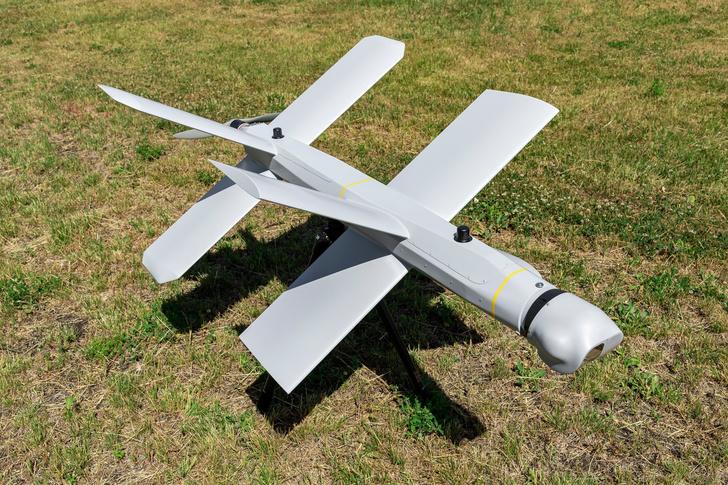«Калашников» создал новый барражирующий дрон-камикадзе «Ланцет» события,Новости,сделано у нас