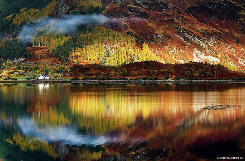 25 фото, которые станут причиной вашей поездки в Шотландию путешествия,Путешествие и отдых