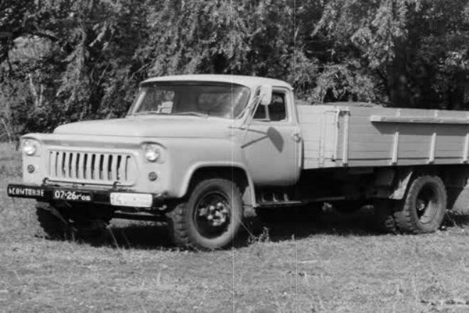 Как в СССР испытывали грузовые авто История,ссср