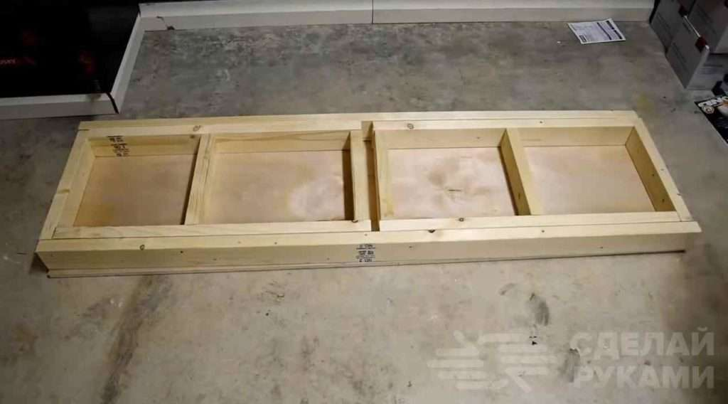 Складной стол-чемодан из дерева своими руками Самоделки