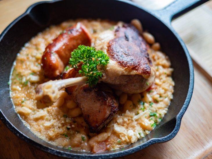 Лучшие блюда Франции, которые надо попробовать Интересное
