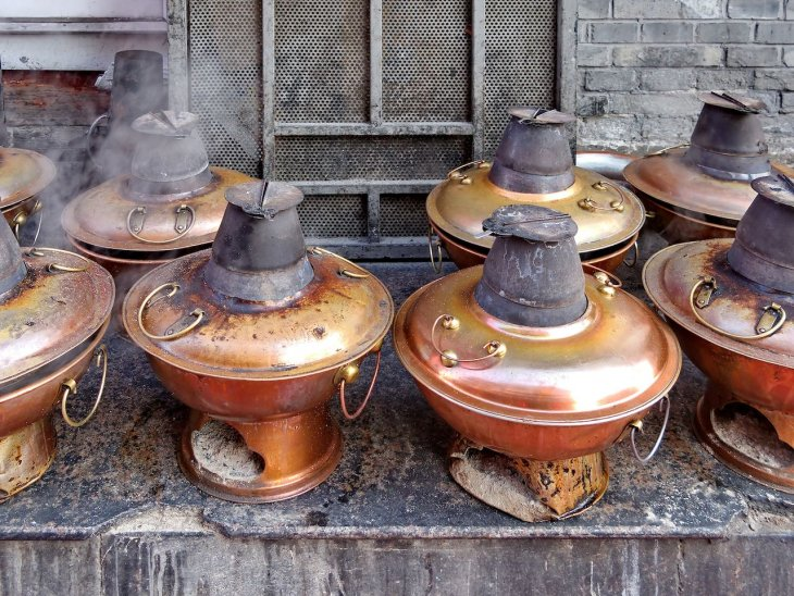 История Пекина через шесть основных блюд Интересное