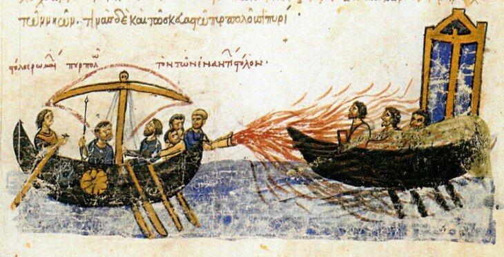 10 фактов о жутком древнем оружии, от которого мороз пробегает по коже Интересное
