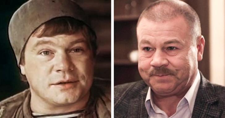 17 известных русских актеров, которых вы вряд ли вспомните молодыми Интересное