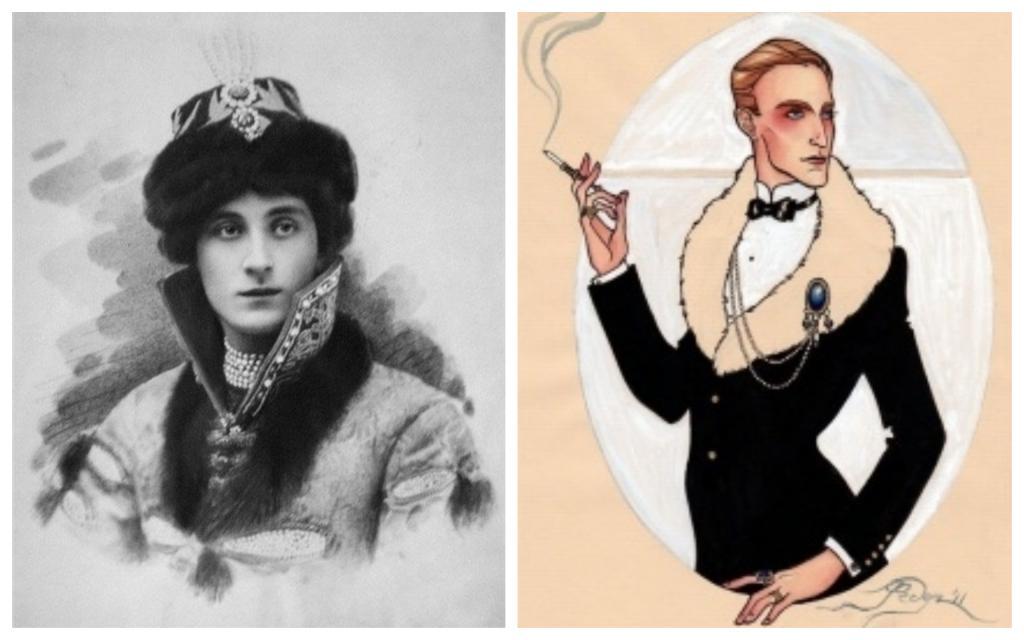 Странности князя: почему Феликс Юсупов надевал платья и встречался с мужчинами Интересное