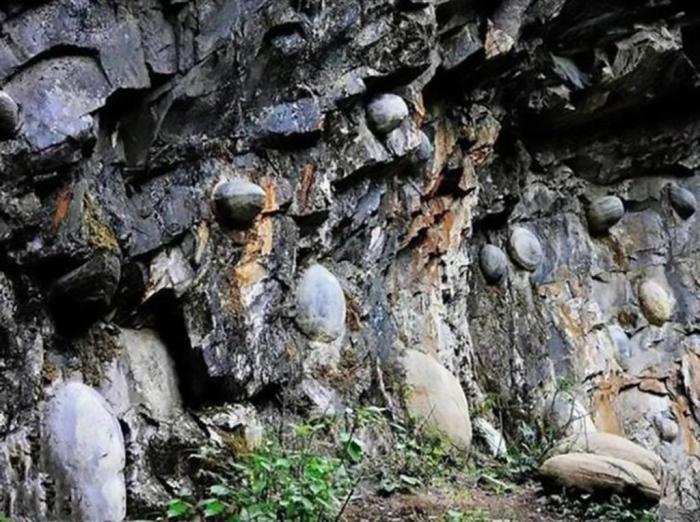 Разгадана тайна скалы, которая каждые 30 лет «несет» яйца и сбивает с толку ученых Интересное