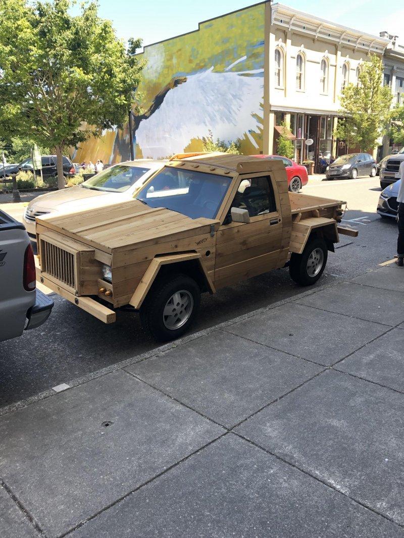 Подборка автомобильных приколов Интересное