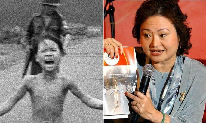 Истории самых известных фотографий 20 века: Напалмовая девочка Интересное