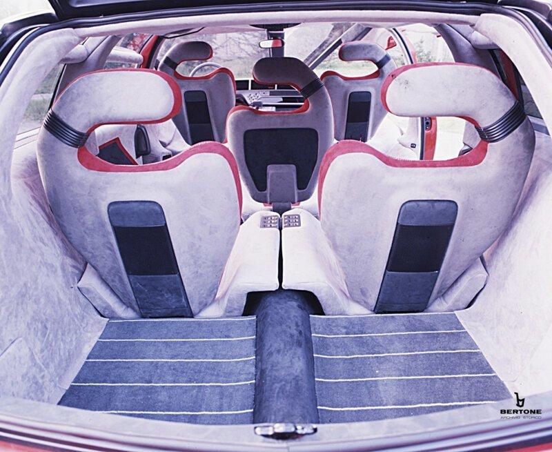 Концепт-кар, забытый временем: Lamborghini Genesis 1988   авто