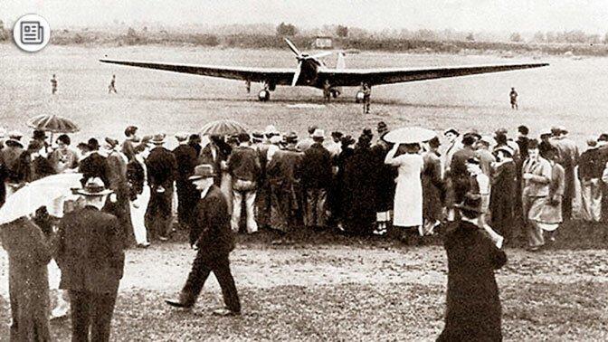 Бросок через Северный полюс, 82 года назад,стартовал перелет Москва — Северный полюс — Ванкувер Интересное