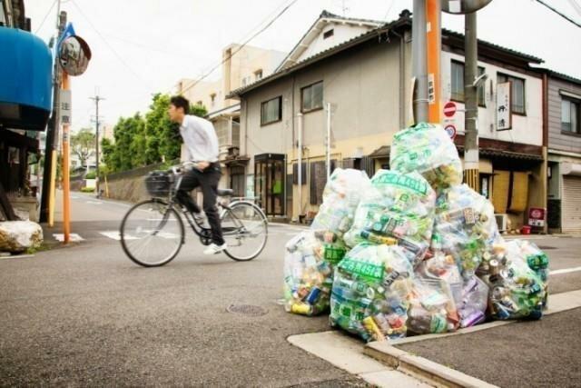Как Япония поборола мусорные свалки, используя опыт СССР   Интересное