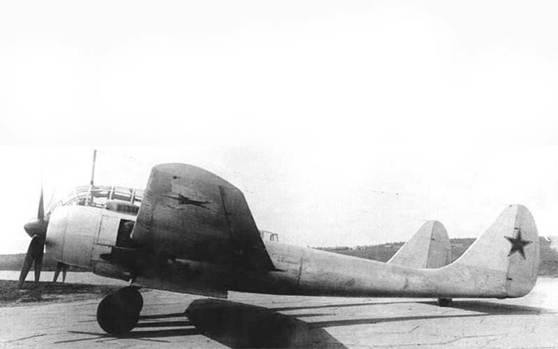 Рассказы об оружии: наш ответ немецкой «Раме» — Су-12   Интересное