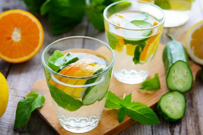 Полезные напитки, которые заменят вредную газировку Интересное