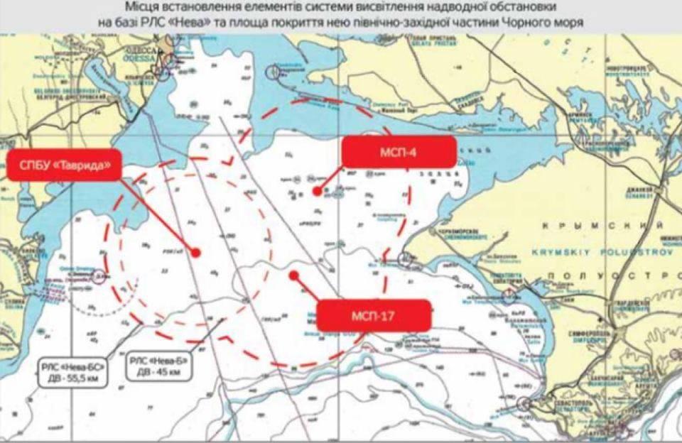 «Что творят эти русские?»: Радары в Черном море взволновали украинцев новости,события,новости,политика