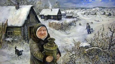 Художник Леонид Баранов. Про молодость души
