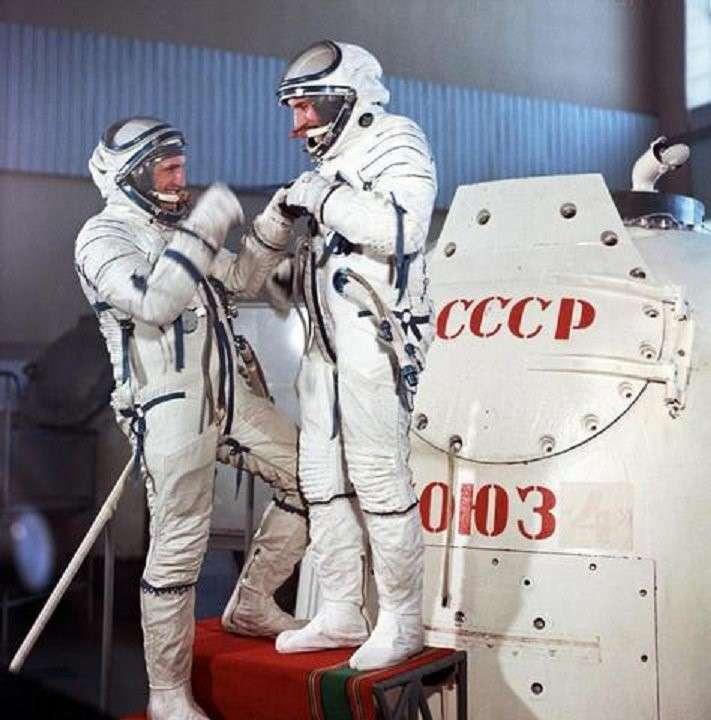 Проблемы и достижения советских военно-космических станций «Алмаз» Авиация