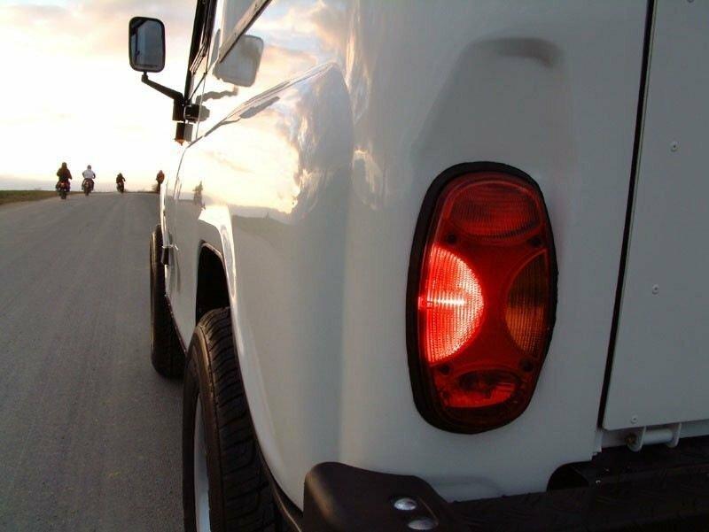 УАЗ напомнил об экспериментальном пикапе на базе Хунтера автомобили,новости,пикап,уаз
