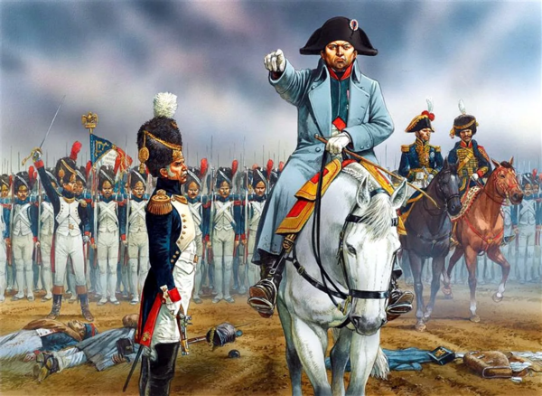 Почему Наполеон пошёл на Москву, а не на столицу Петербург?