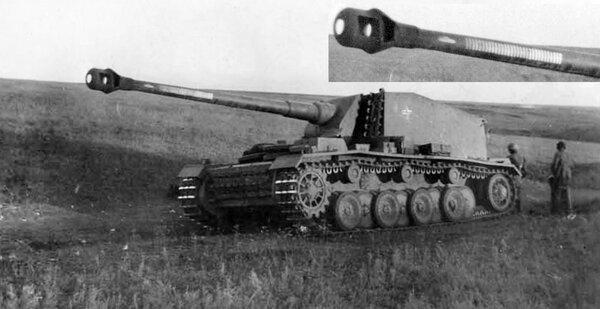 Упрямство до добра не доведет: САУ Sturer Emil оружие