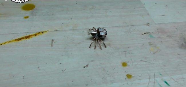 Робот паук своими руками гаджеты,игрушки