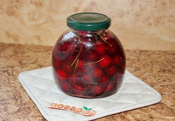 Пьяная вишня: десерты для взрослых с ягодой-королевой выпечка,десерты,кулинария,напитки,рецепты