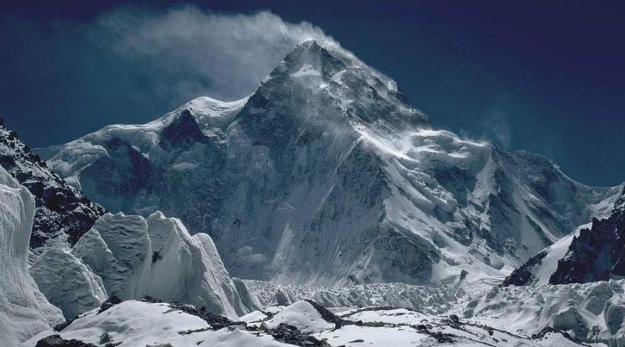 Чогори: гора, которая сложнее и опаснее Эвереста Путешествия,фото