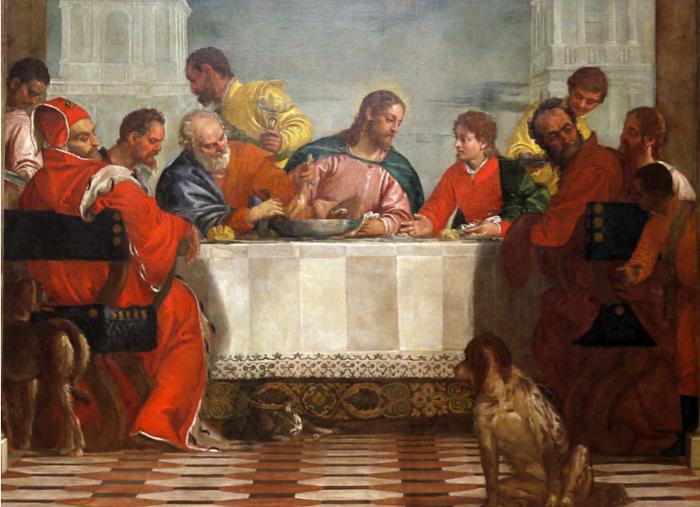Как фантазия довела художника Веронезе до трибунала инквизиции