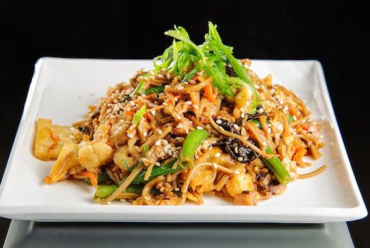 Гречневая лапша — отличная альтернатива макаронам азиатская кухня,гречневая лапша,кулинария,мясные блюда,рецепты,салаты,супы