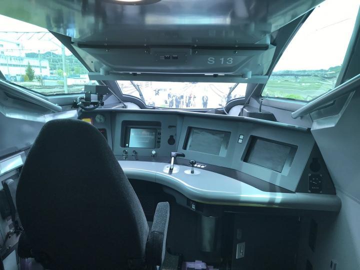 В Японии стартовали испытания самого быстрого поезда на планете заграница,поездка