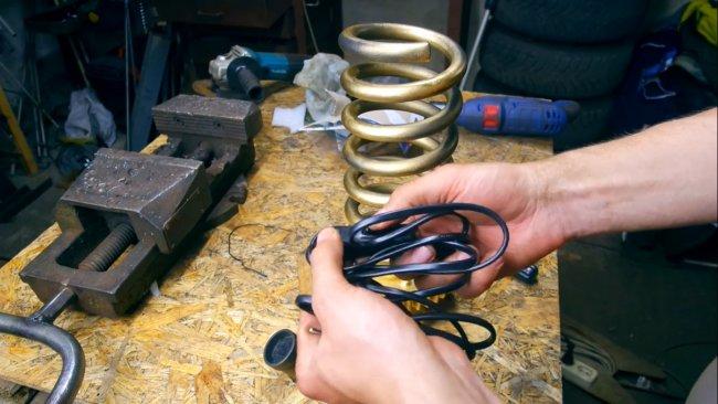 Оригинальный светильник из металла своими руками гаджеты
