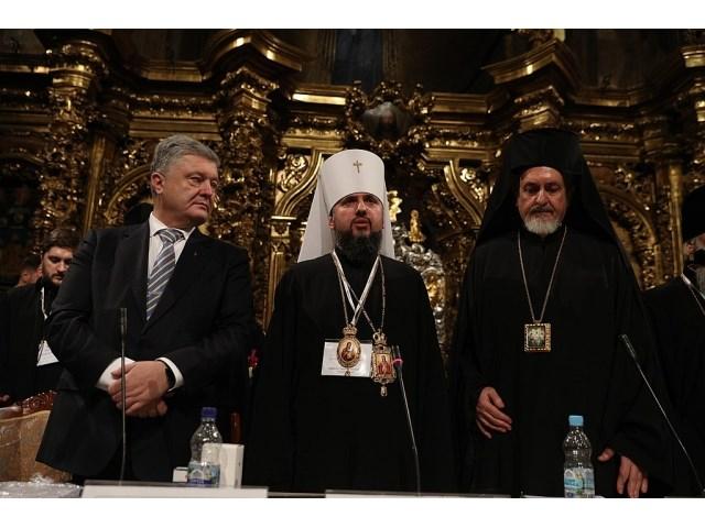 Трагедия и фарс восточного православия: украинская сцена украина