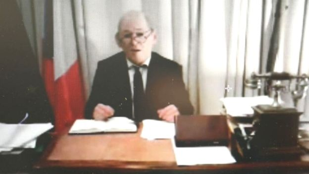 Новый Фантомас: как человек в маске французского министра украл 80 млн евро Криминал,Франция