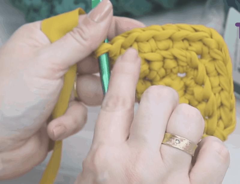 Стильная сумочка: легкое вязание — эффектный результат вязание,рукоделие,своими руками,сумочка