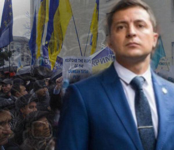 НЕ совсем гражданская война В Украине новости,события