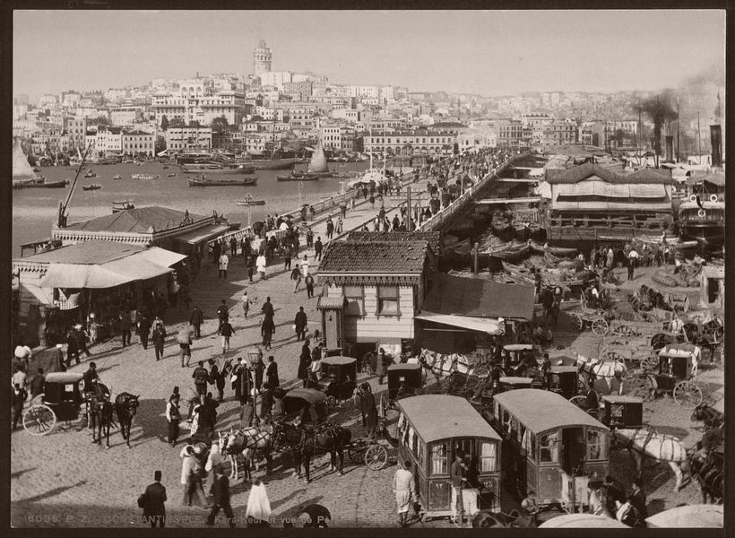 Настоящая жизнь Ближнего Востока на редких фотографиях XIX века города,Путешествия,страны,фото