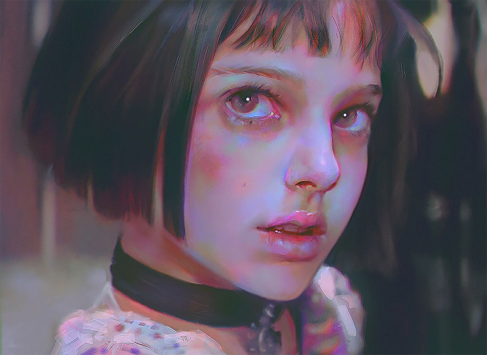 Нежные портреты от мастера цифровой живописи